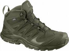 SALOMON® XA Forces MID GTX18 - Professional Military Outdoor Boots Ranger Green