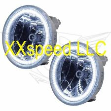 ORACLE Halo FOGLIGHTS Chevrolet Camaro non RS 10-13 WHITE LED Angel Eyes