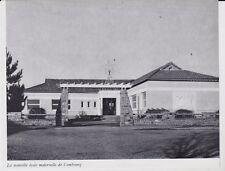1965  --  LA NOUVELLE ECOLE MATERNELLE DE COMBOURG   3I485