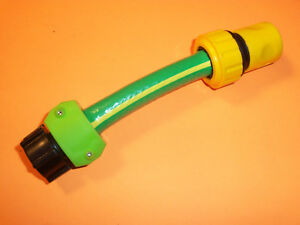 NEW HEAVY DUTY DECK FLUSH HOSE KIT FITS CUB CADET & ALL BRANDS CCK THEY GREEN
