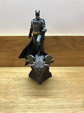 Eaglemoss Batman On Gargoyle Special Edition Figurine Rare