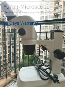 Olympus Microscope SZ61 -60+WF 10X/23 eyepieces+Upper & Bottom Light Stand