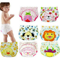 New Toilet Pee Potty Training Pant Diaper Underwear Baby suit For Baby Boy Girl