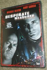Desperate Measures (DVD, 1998,Subtitled in Multiple Languages Closed Caption)NEW