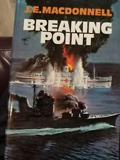 Breaking Point J E Macdonnell hbdj 1979