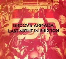 Groove Armada - Last Night In Brixton (NEW CD)