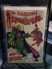 Amazing Spider-Man (1st Series) #66 1968 Reader Copy