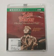 "John Denver Rocky Mountain High Live In Japan DVD 2009 ""Greatest Hits Live"""