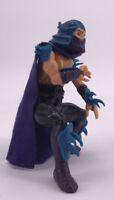 Vintage 1988 TMNT Ninja Turtles Near Complete Playmates Figure SHREDDER Toy Cape