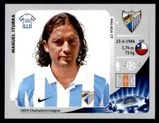 Panini Champions League 2012-2013 Manuel Iturra Málaga CF No. 219