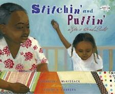 Stitchin' and Pullin': A Gee's Bend Quilt (Paperback or Softback)