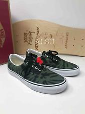 Sneakers Men's VANS Era Tie Dye Garden Green Black Canvas VN0A38FRVIL