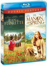 Jean De Florette / Manon Of The Spring - 2 DISC SET (2015, REGION A Blu-ray New)
