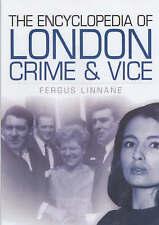 The Encyclopedia of London Crime, New, Linnane, Fergus Book