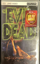 The Evil Dead UMD Video PSP
