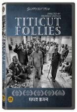 Titicut Follies (1967) Frederick Wiseman / DVD, NEW