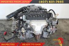 1998 1999 2000 2001 2002 Honda Accord 2.3L Engine Sohc Vtec F23A F23A1 MOTOR