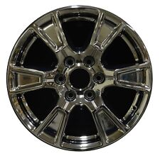 "18"" Ford F150 2015 2016 2017 Factory OEM Rim Wheel 3998 PVD Chrome"