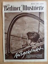 NBI 22/1956 Segelflugschule Schönhagen Internationaler Kindertag Mode für Moskau