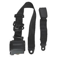 Shoulder 3 Point Seat Belt Retractable for Jeep CJ YJ Wrangler 82-95 Safety Belt