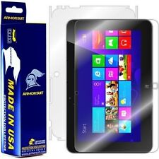ArmorSuit MilitaryShield Dell XPS 10 Screen Protector + Full Body Skin! NEW!
