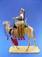 Lead soldier - French camel corps - armée française des conquêtes coloniales - 5