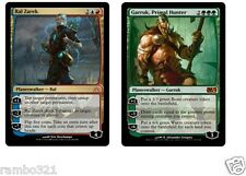 Ral Zarek & Garruk Primal Hunter+ 20 Random Rares! MTG Gift Set HOT Magic lot