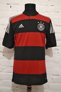 GERMANY 2013/2014 AWAY FOOTBALL SHIRT SOCCER JERSEY TRIKOT ADIDAS G74520 MENS M