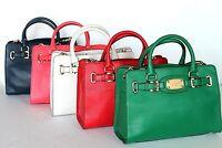 NWT$328.00 -  Michael Kors Hamilton Medium East West Leather Tote Bag