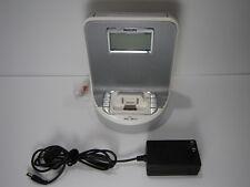 PHILIPS AJ300D37 SPEAKER CLOCK RADIO WITH 30 PIN iPOD DOCK