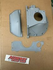 Mopar 4 Speed Small Block  273  Bellhousing with Covers 2806081 1967 1968 A Body