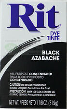Rit Fabric Powder Dye - Black
