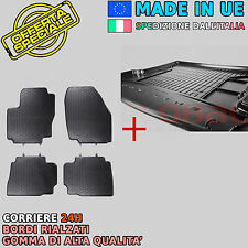 Design Tappetini in Gomma Tappetini Auto 4 Pezzi Set Ford Mondeo MK IV NUOVO HOT Hot Hot