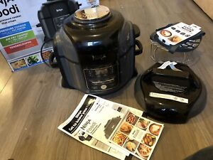 ninja foodi Tendercrisp Pressure Cooker