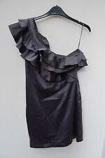 AX Paris Ladies One Shoulder Dress Size 12