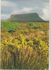 Postcard Ireland BENBULBEN MOUNTAIN Co. SLIGO No. 28