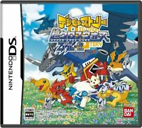 Digimon Story: Super Xros Wars Blue [Japan Import] [Nintendo DS]