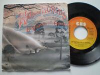 JEFF WAYNES War Of The Worlds SPAIN 45 1978