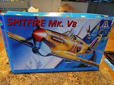 Modellbausatz  Flugzeug .Italeri Spitfire MK.VB    Nr 001
