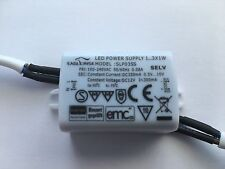 12V LED Driver Transformer Power Supply 3W Ideal For Camper Conversion UK Stock