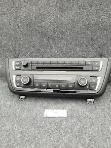 BMW F30 F31 F32 F33 F36 Climate Control A/C Fascia Frame Radio Slot Front Panel