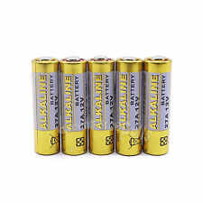 5 Pcs 27A 12V MN27 GP27A L828 R27A MS27 CA22 Alkaline Battery For Remote Alarm