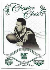 2018 Nrl Glory Charter Class (CC060) Barry MUIR