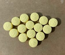Movie Prop Yellow Molly ( 15 Count )