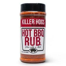 Killer Hogs The Hot Rub