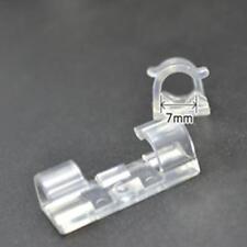 Holder 20Stk selbstklebende Draht Veranstalter-Schnalle Kunststoff Clip Fastener
