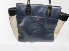 Atmosphere Blue/Grey Large Handbag Shopper Shopping Bag