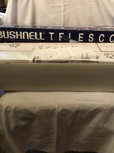 Bushnell 78-9512 Deep Space 420 X 60mm Refractor Telescope Kit in Box