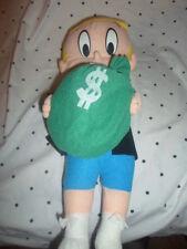 "Harvey Richie Rich 16"" Comic Strip Plush Soft Toy Stuffed Animal"