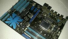 1Pc Asus P7P55 Lx P55 Motherboard 1156 Pin I5 / I7 Quad-Core Slabs P55 Used rn